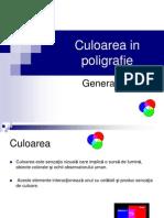Culoarea în poligrafie