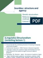 Bourdieu's lecture slide 1