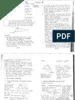 geometria euclidea e matrici