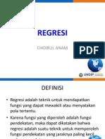 5. REGRESI