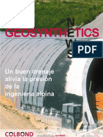 GN 13, Tunneling, Spanish
