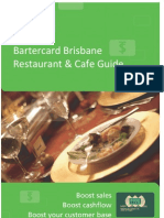 Brisbane Restaurant Guide