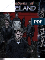 New World of Darkness:Shadows of IceLand