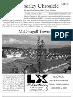 Kimberley Chronicle Issue 22.