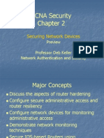 CCNA Security Chapter 2 Powerpoint