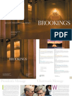 2010 Brookings Institution Annual Report