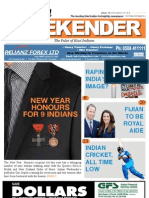Indian Weekender Issue # 92