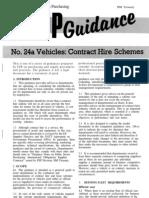 vehicle lease