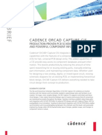 CADENCE ORCAD CAPTURE