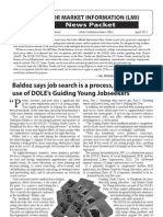 Labor Market Information News Packet