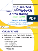 Getting Started with PhilRoboKit Anito