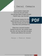 Derai Derai Cemara - Chairul Anwar