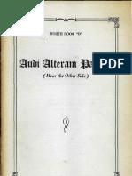 AMORC - White Book D