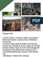 Melindungi Hak Pekerja