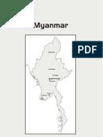 Myanmar in 2007 by Robert H. Taylor