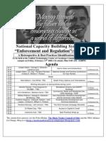 National Capacity Building Symposium II Agenda Page 2