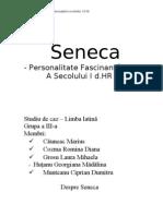 Seneca - Personalitate Fascinanta a Sec I d.hr STUDIU de CAZ