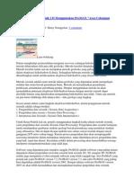Pengolahan Data Seismik 2 D Menggunakan ProMAX