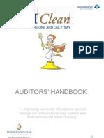 I Clean - Auditor's Handbook