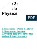 Edexcel GCE A2 Physics Unit 4 Topic 3 Particle physics_lesson notes