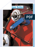 Mechanical tensioners