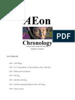AEon Chronology 2013 Jan 20th