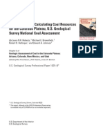 Coal Perhitungan Cadangan USGS