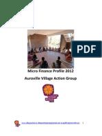 AVAG Micro Finance Profile 2012