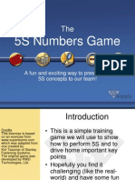 5S Numbers Game