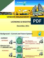 ROS Vendor Engagament 29 Nov 2011 Pptx v2REV (Final-19 DEC 2011)