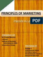 Marketing Presentation - Golden Harvest