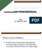 gangguan psikoseksual