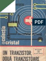 Un tranzistor doua tranzistoare