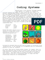 8 Colour Coding Systems