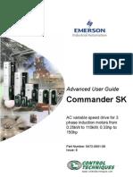 Emerson Commander SK