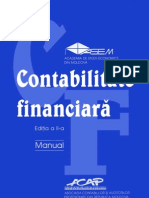 Contabilitate financiara - Nederita