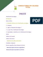 Planificacion Estrategica Modelo Resumidp