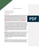 Analyst Report - AVP
