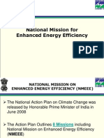 National Mission for Enhancing  Energy Efficiency