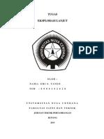 Tugas Eksplorasi Lanjut - Ore Model Deposits
