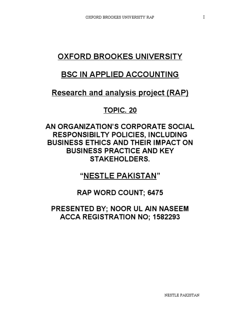 obu acca rap sample topic 8 (sample thesis) research and analysis project(obu) acca rap obu - how to pass  132101571 pioneer cement obu topic 8 footer menu back to top.
