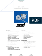 AbsoluteEncoders OCD SSI Datasheet DataContent
