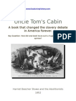 Uncle Tom's Cabin and the American Civil War