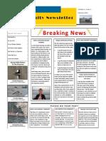 The Preserve Community Newsletter