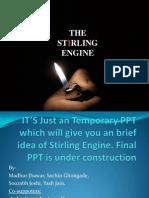 Stirling engine PPT