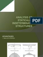 ANALYSIS OF STATICALLY INDETERMINATE STRUCTURES.pptx
