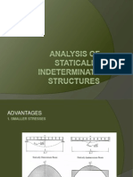 ANALYSIS OF STATICALLY INDETERMINATE STRUCTURES.pptx