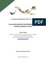Evaluacion Genetica de Reproductores Bovinos