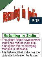 retailing in India lec 3,4.ppt