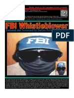 FBI Whistleblower Tortured and Terrorized by Outlaw Political Sanctions